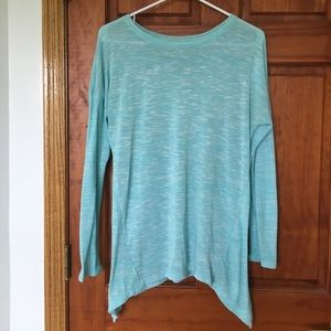 Flowy Long-sleeve Shirt